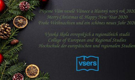Vánoční přání pověřeného rektora
