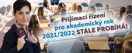 VŠERS stále přijímá studenty pro nadcházející akademický rok 2021/2022!