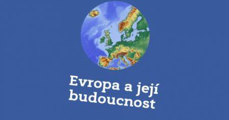 Diskuzní setkání Evropa a její budoucnost 13.10.2021